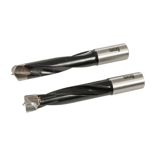 8mm Dowel Jointer Bits [Pack of 2]