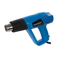 2000W Adjustable Heat Gun 550 Degree C