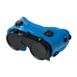 Welding Goggles Clear / No. 5 Green