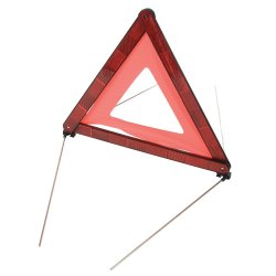 Reflective Road Safety Triangle Meets ECE27