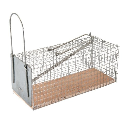 Mouse Cage Trap 250 x 90 x 90mm