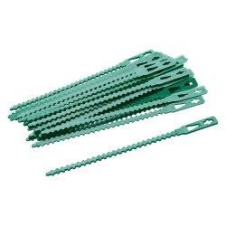 Adjustable Plant Ties 30pk 135mm