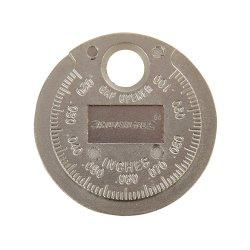 Spark Plug Gap Tool 0.5 - 2.55mm / 0.02 - 0.1in