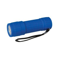 LED Soft-Grip Torch 9 LED