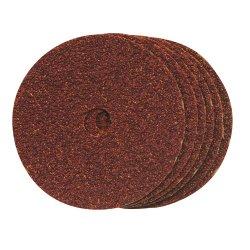 100mm Fibre Discs 100 x 16mm 60 Grit [Pack of 3]