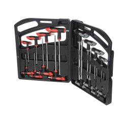 16Pce T-Handle Wrench Set