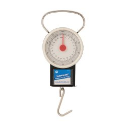 Hanging Scales & Tape Measure 22kg
