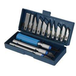 16Pce Hobby Knife Set