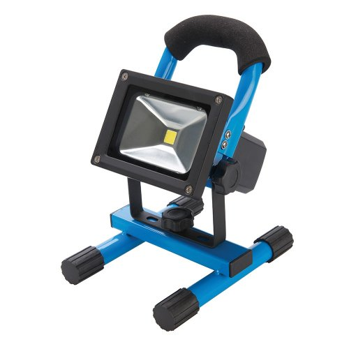 LED Rechargeable Site Light with USB 10W