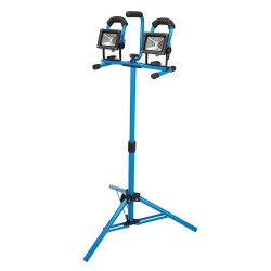 LED Tripod Site Light 2 x 10W