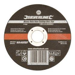 Heavy Duty Inox Cutting Disc Flat 125 x 1.2 x 22.23mm