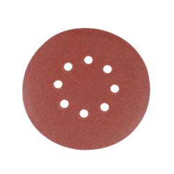 Hook  &  Loop  Discs  Punched  150mm  10Pk