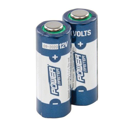 12V Super Alkaline Battery A23  [Pack of 2]