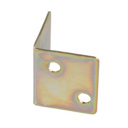 Angle Plates 28 x 25 x 1.0mm [Pack of 3]