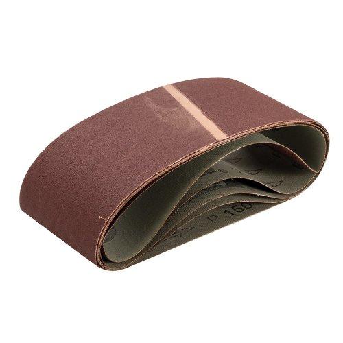 Sanding Belt 100 x 560mm 150 Grit [Pack of 5]