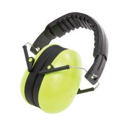 Junior Ear Defenders SNR 26dB (Green)