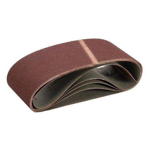 Sanding Belt 100 x 610mm 100 Grit [Pack of 5]