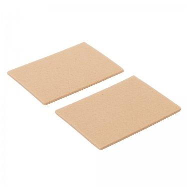 Self-Adhesive Felt Pad Protectors 95 x 68mm [Pack of 2]