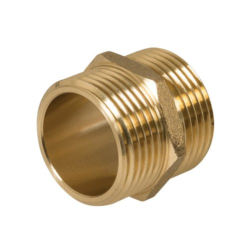 Brass  Hexagon  Nipple