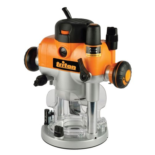 2400W Dual Mode Precision Plunge Router TRA001