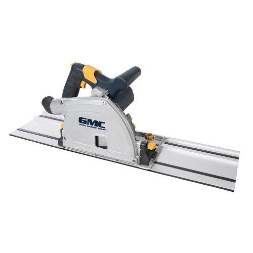 1400W 165mm Plunge Saw & Track Kit GTS165