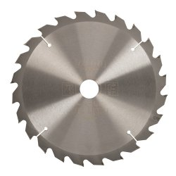 Woodworking Saw Blade 250 x 30mm 24T