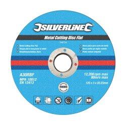 Metal  Flat  Cutting  Discs