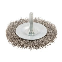 Rotary  Stainless  Steel  Wire  Wheel  Brushes