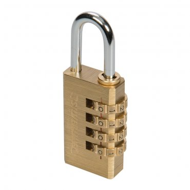 Brass  Combination  Padlocks