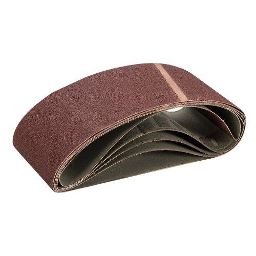 Sanding Belt 100 x 560mm 80 Grit [Pack of 5]