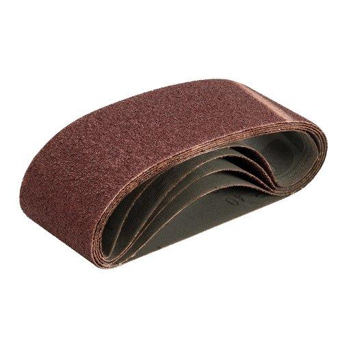 Sanding Belt 75 x 480mm 40 Grit [Pack of 5]