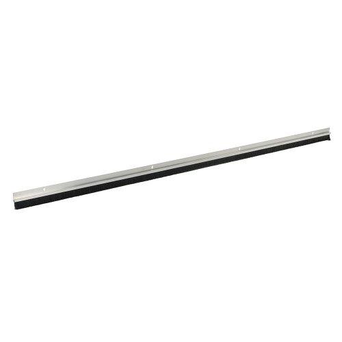 Door Brush Strip 15mm Bristles 914mm Aluminium