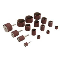 20Pce Drum Sanding Kit 13, 19, 25, 38mm