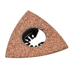 Triangular Tungsten Carbide Rasp 75mm