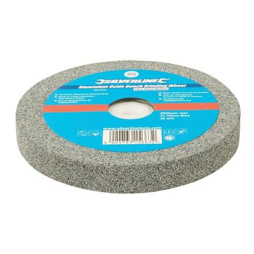 Aluminium Oxide Bench Grinding Wheel 150 x 20mm Medium