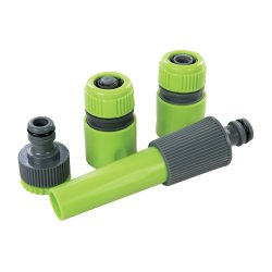 5Pce Hose Connector Set