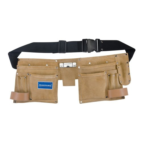 Double Pouch Tool Belt 11 Pocket 300 x 200mm