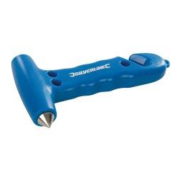 Emergency Hammer & Belt Cutter 150mm