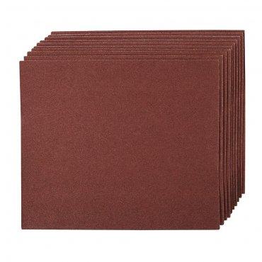 Emery  Cloth  Sheets  10pk