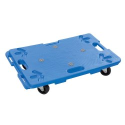 Interlocking Plastic Dolly 100kg