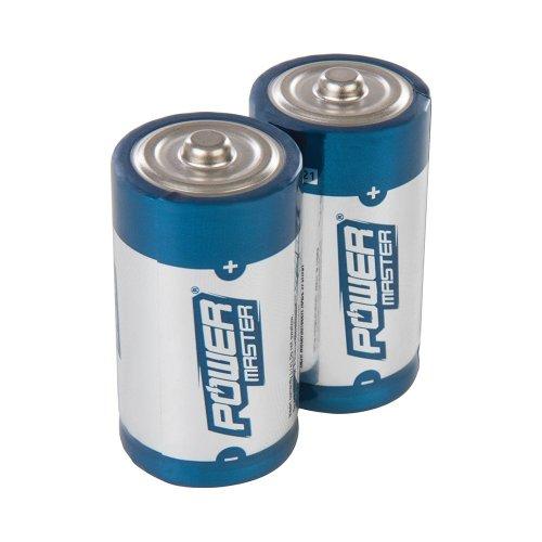 C-Type Super Alkaline Battery LR14  [Pack of 2]