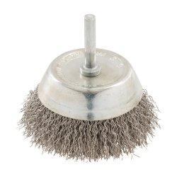 Rotary  Stainless  Steel  Wire  Cup  Brushes