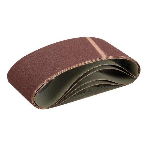 Sanding Belt 100 x 560mm 120 Grit [Pack of 5]