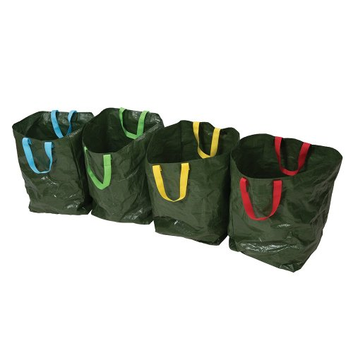 Recycling Bags 400 x 320 x 320mm [Pack of 4]
