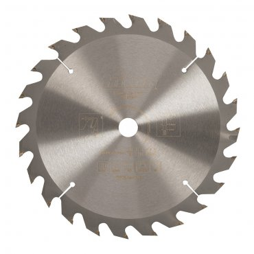 Construction Saw Blade 190 x 16mm 24T