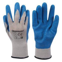 Latex Builders Gloves [Large]