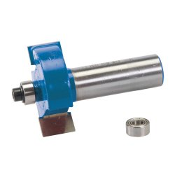 1/2in Rebate Cutter 1 3/8in x 1/2in