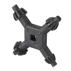 4-Way Universal Chuck Key 10 & 13mm Chucks