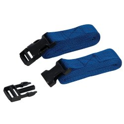 Clip Buckle Straps 2m x 33mm [Pack of 2]