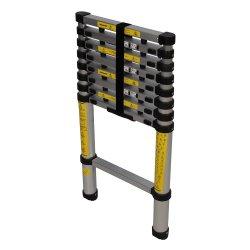 Telescopic Ladder 2.6m 9-Tread